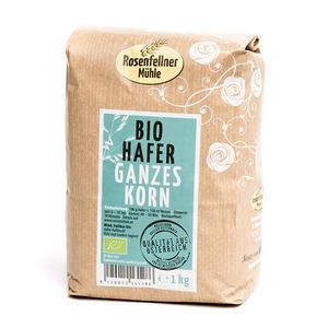 Bio Hafer ganzes Korn 1000g