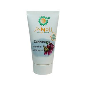 Bio Zahnpaste Menthol Echinacea 75ml