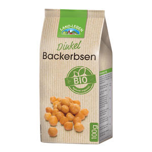 Bio Dinkel Backerbsen 100g
