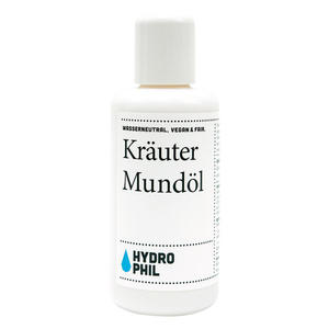 Bio Kräuter Mundöl 100ml
