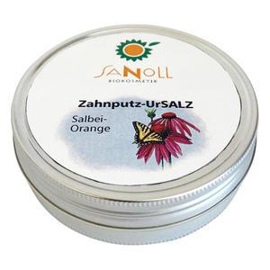 Bio Zahnputz UrSALZ Salbei Orange 50g