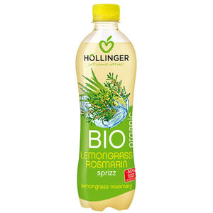 Bio Lemongrass Rosmarin Sprizz 500ml
