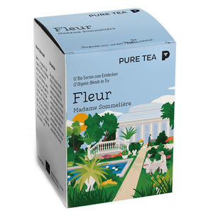 Bio Puretea Fleur Probierpackung 12 Beutel