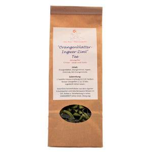 Orangenblätter Ingwer Zimt Tee 15g