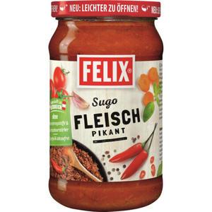 Sugo Fleisch pikant 360g - 6er Vorteilspack