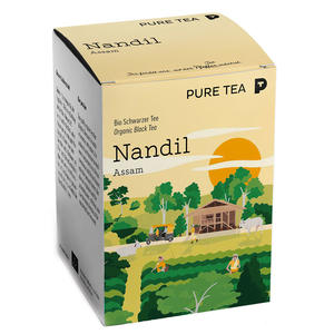 Bio Puretea Nandil Assam 15 Beutel