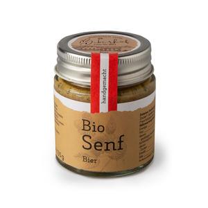 Bio Senf bierig 135g