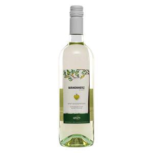 Birnenwein Birnenherz Sanft und Ausgewogen 750ml