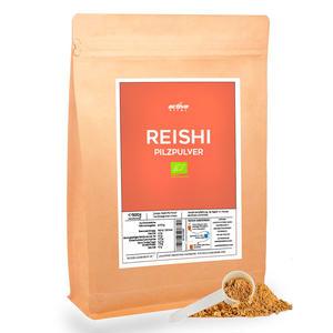 Bio Reishi-Pulver 500g