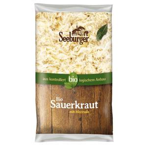 Bio Sauerkraut Beutel 500g