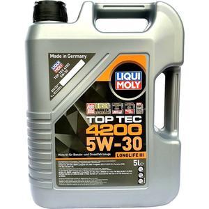 Liqui Moly Top Tec 4200 Motoröl 5W-30 5 Liter
