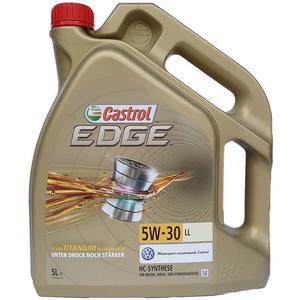 Castrol 5W-30 LL Edge Titanium 5 Liter