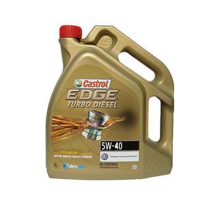 Castrol Motoröl 5W-40 Edge Turbo Diesel 5 Liter