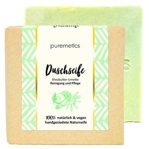 """Duschseife """"Sheabutter Limette"""" - Original verpackt erhalten"""