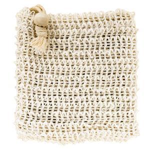 Seifensäckchen aus Natur-Jute