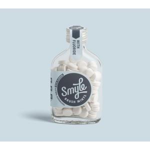 Smyle - Brush Mints (Zahnputz-Tabletten) - mit Fluorid