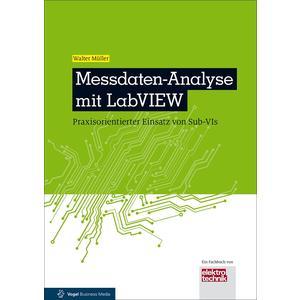 Messdaten-Analyse mit LabVIEW