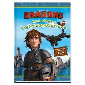 Dragons - Fantastische Vorlesegeschichten
