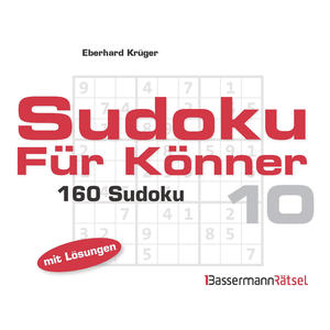 Sudoku für Könner 10 (5 Exemplare à 2,99 )