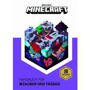 Minecraft - Handbuch für Zauber und Tränke