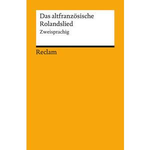 ZS Das altfranzösische Rolandslied