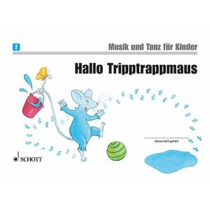 Hallo, Tripptrappmaus - Kinderheft