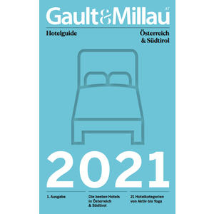Gault Millau Hotelguide 2021