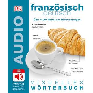 Visuelles Wörterbuch Französisch - Deutsch