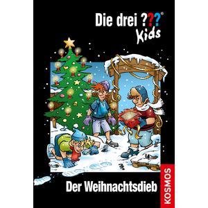 Drei ??? Kids BD57 Der Weihnachtsdieb