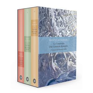 Die Göttliche Komödie 3 Bände