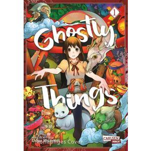 Ghostly Things BD01