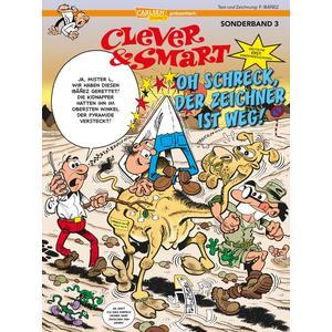 Clever und Smart Sonderband BD03: Oh Schreck, der Zeichner ist weg!