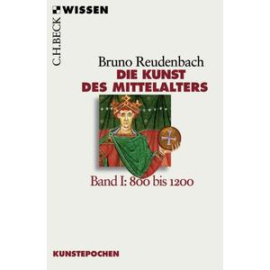 Die Kunst des Mittelalters Bd01800-1200