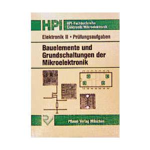 HPI Bauelemente und Grundschaltungen derMikroelektronik - Prüfungsaufgaben 2