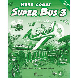 Here Comes Super Bus BD03