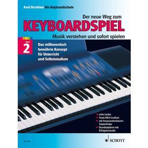 Der neue Weg zum Keyboardspiel Band 2