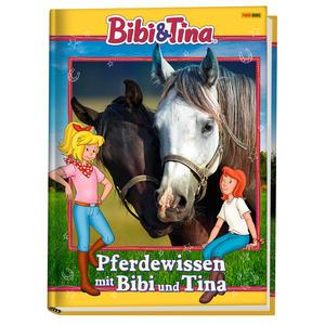 Bibi & Tina Pferdewissen mit Bibi und Tina