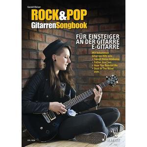 Rock & Pop Gitarren Songbook