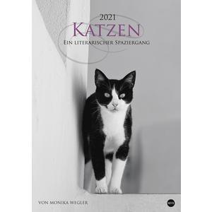 Wegler Katzen lit. Spaziergang 2021