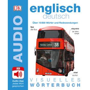 Visuelles Wörterbuch Englisch - Deutsch