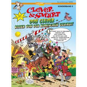 Clever und Smart Sonderband BD05: Don Clever ? Ritter von der komischen Gestalt!