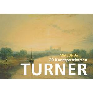 Postkartenbuch William Turner