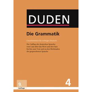Duden 4Die Grammatik