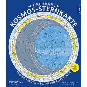 Drehbare Kosmos Sternkarte
