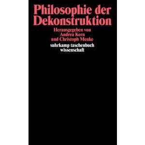 Philosophie der Dekonstruktion