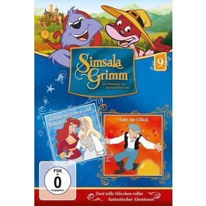 DVD SimsalaGrimm 10