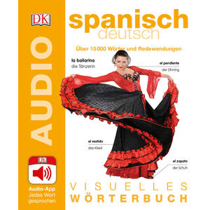 Visuelles Wörterbuch Spanisch - Deutsch