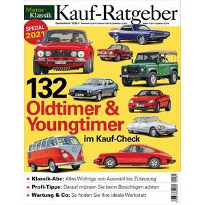 Motor Klassik Kaufratgeber 125 Youngtimer und Oldtimer