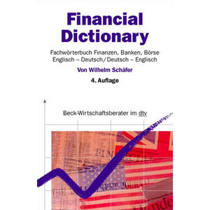 Financial Dictionary 2 Bände