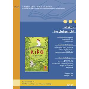 Kiko im Unterricht